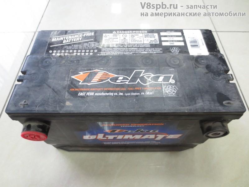 779MF Аккумулятор 100 A/h (307x180x188 мм)