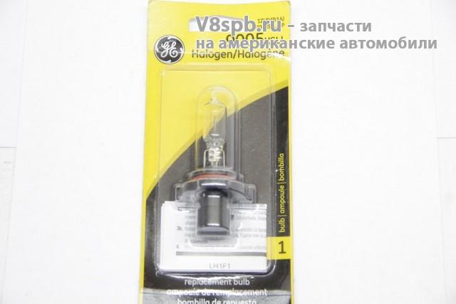9005XS Лампочка галогеновая дальний свет 60W  HB3A прямой разьем