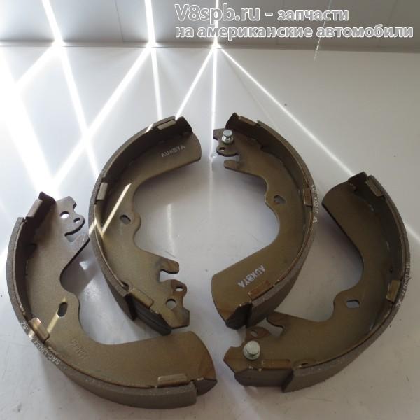 58305-4BA20 Колодка тормозная задняя барабан.(4 шт)ТагАЗ BS 1027 SA140SNS