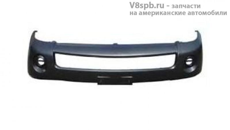 86511-4F010 Бампер передний под круглые ПТФ Porter 2