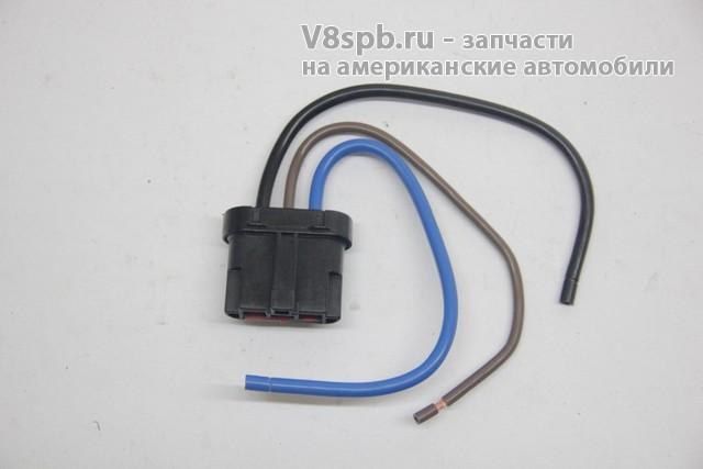 HP4540 Разъем вентилятора охлаждения