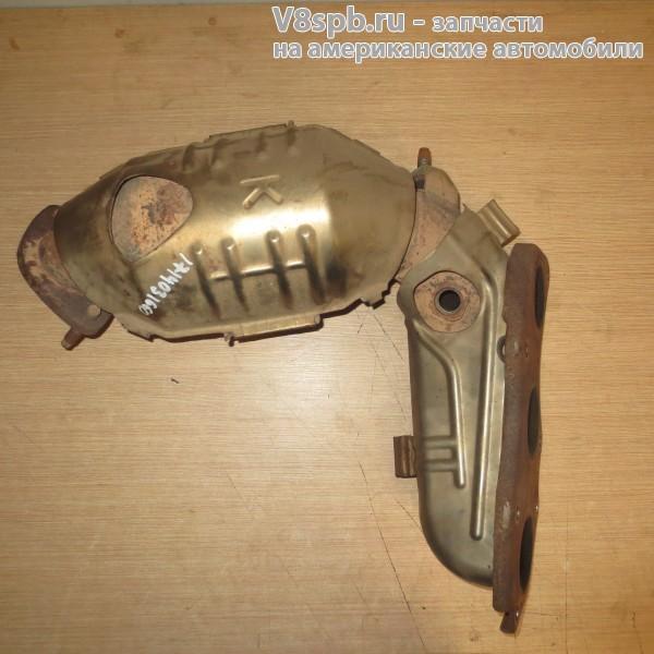 17140-31660 Коллектор выпускной задний с катализатором