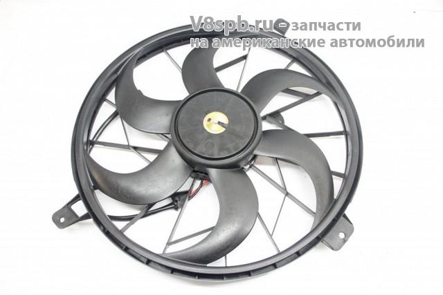 AM67003A Диффузор вентилятора в сборе