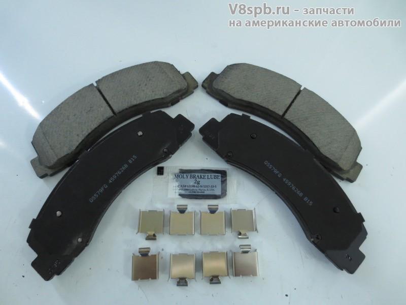 ZD1414 Колодки тормозные дисковые
